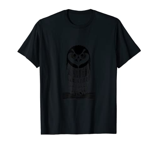Retrato de un búho. #14 Camiseta