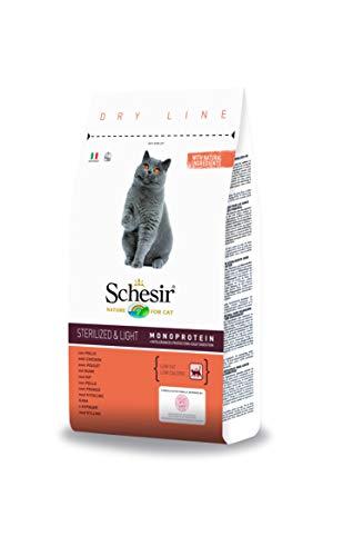Crocchette Schesir per gatti sterilizzati