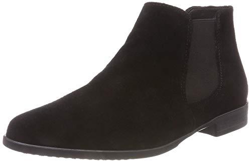 Tamaris Damen 1-1-25038-21 Chelsea Boots, Schwarz (Black 1), 37 EU