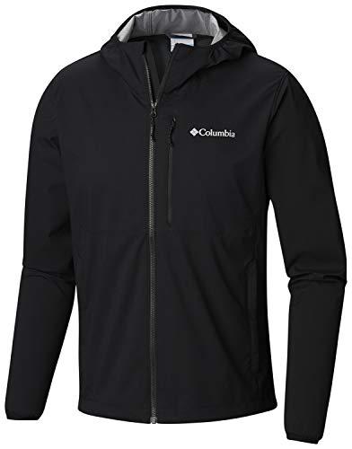Columbia Mystic Trail Jacket Athletic-shell chaquetas para hombre, extendido