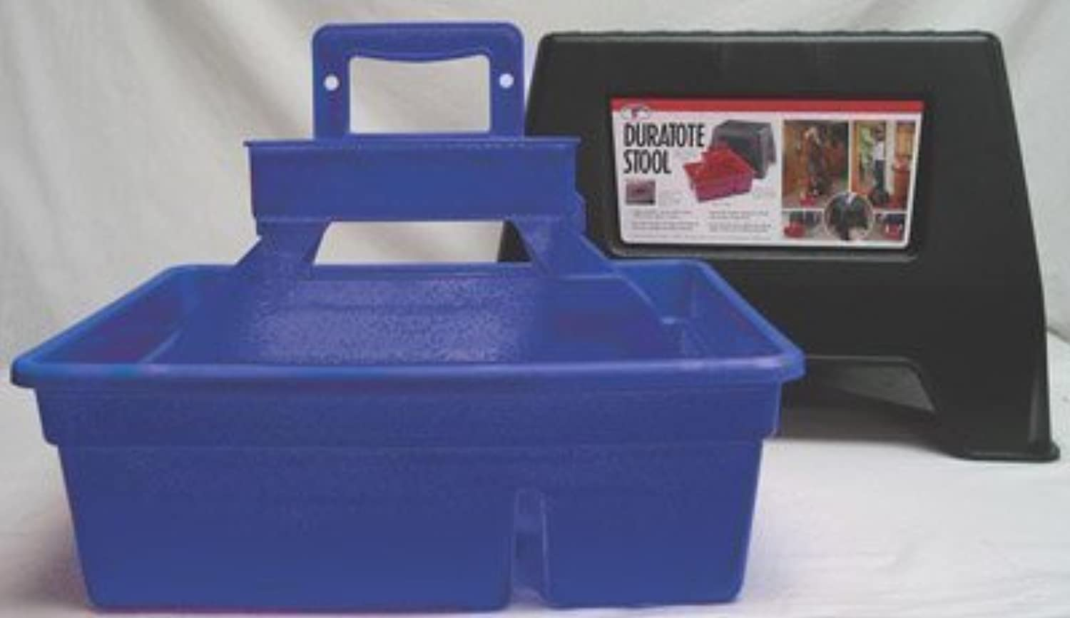 Duratote Step Stool bluee by Miller