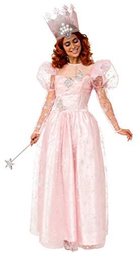 Rubie's Oz Glinda - Disfraz de Halloween para mujer - - Large