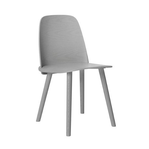 Muuto Nerd Chair - Grey