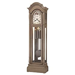 Howard Miller Roderick Floor Clock, Aged Grey