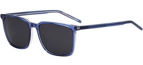 Gafas de Sol Hugo - Hugo Boss HG 1096/S Blue/Grey 56/17/145 hombre