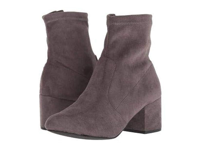 杖扱いやすいしたいSteve Madden(スティーブマデン) レディース 女性用 シューズ 靴 ブーツ アンクルブーツ ショート Immense - Grey [並行輸入品]
