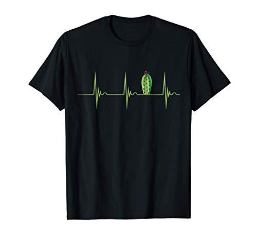 Kaktus Gärtner Herzschlag EKG Puls...
