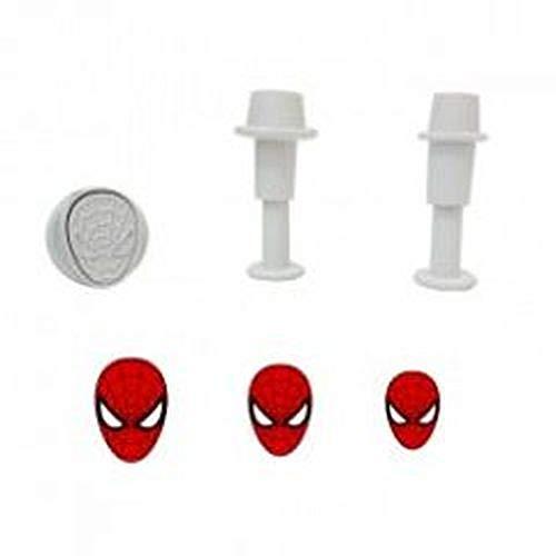Spiderman Ausstecher Set