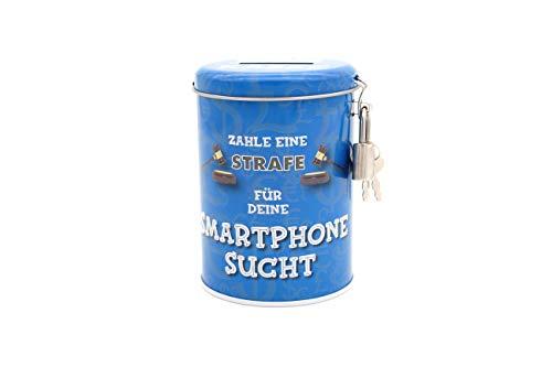Mags Geschenke Spardose - Smartphone Sucht