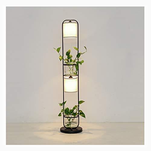 LYM & daglicht staande lamp verticale woonkamer kantoor persoonlijkheid plant sofa leeslamp warm slaapkamer bedlampje staande lamp