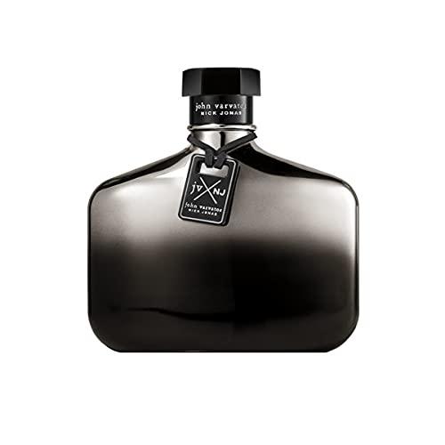 John Varvatos JV x NJ Silver Eau de Toilette - 125 ml