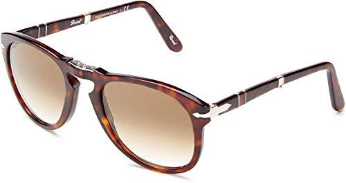 Persol PO0714 24/51 Tortoise PO0714SM Pilot Sunglasses Lens Category 2 Size 54m