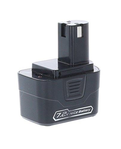 高儀 バッテリーパック 7.2Vバッテリーパック BP‐7202