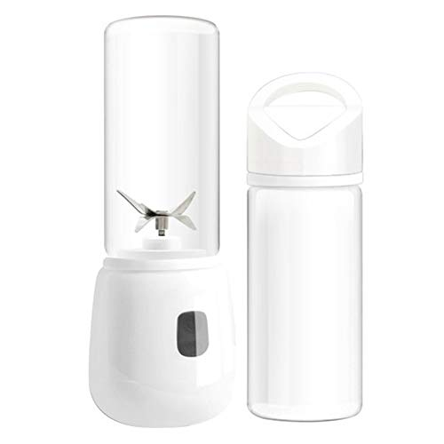 Blender,Portable Blender Mini Blenders for Smoothies and Shakes, Handheld Fruit Mixer Machine USB Rchargeable Juicer Cup Home/Office/Outdoors
