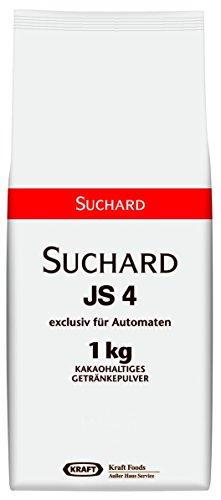 Jacobs Suchard Trinkschokolade JS4 Kakao (1x1kg)