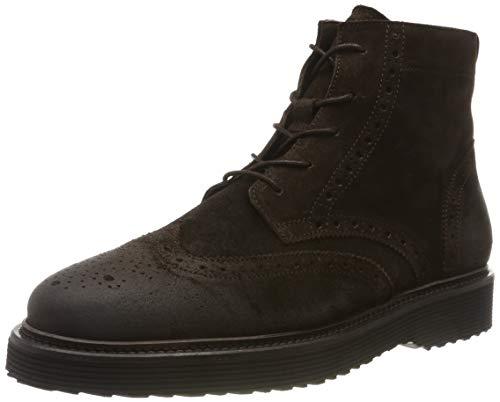 Marc O'Polo Herren 90725426301300 Klassische Stiefel, Braun (Dark Brown 790), 43 EU