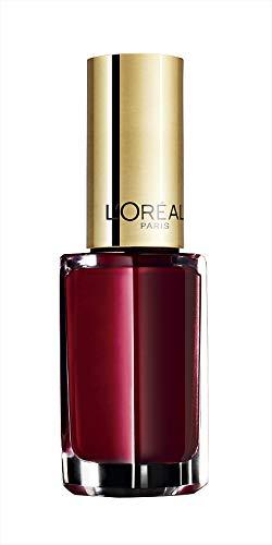L'Oréal Makeup Designer Paris Color Riche Smalto Brillante Scarlet Vamp 404, Bordeaux