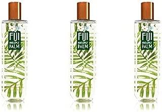 Bath & Body Works Fiji Pineapple Palm Fine Fragrance Mist - Lot of 3