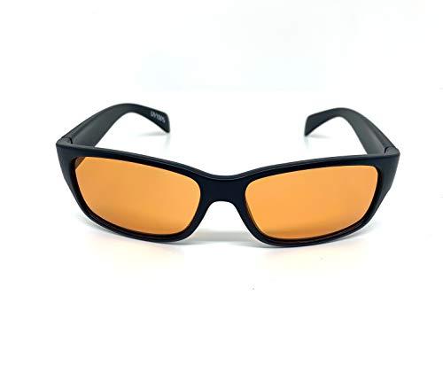 Happyeye getönte Brille für visuellen Stress Dyslexie Orange Erwachsene Irens