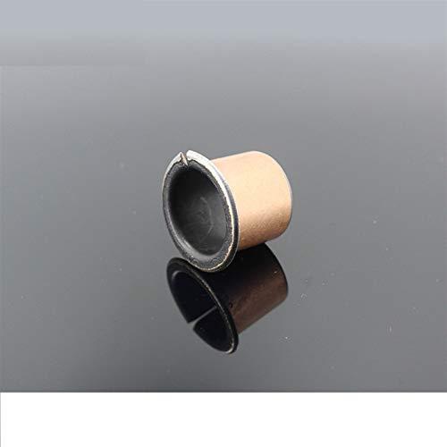 Majhengg SF1-F 5Pcs Oilless Flanged Bushing Bearing SF1-F10150 SF1-F10165 SF1-F10200 SF1-F12060 SF1 Self Composite Flange Bearings (Size : SF1 F10165)