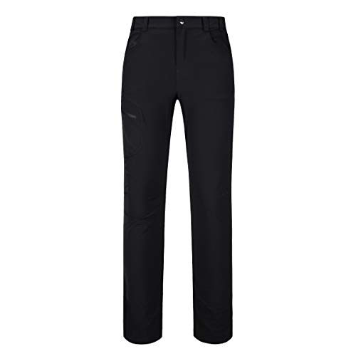 Diamond Candy Women's Lightweight Waterproof Pants Outdoor Quick Drying Softshell Pants