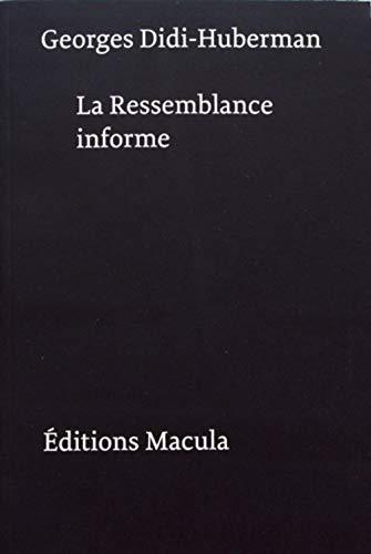 Ressemblance informe ou le Gai Savoir visuel selon Georges Bataille