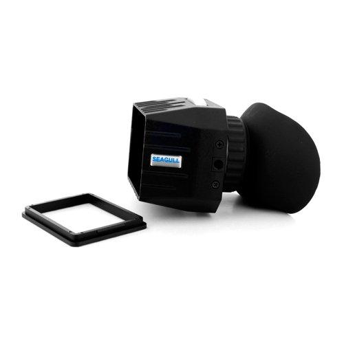 Seagull LCD 1x-3x Sucher II für HD DSLR-Kamera mit 3Zoll LCD Bildschirm
