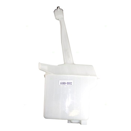 Windshield Washer Fluid Reservoir Bottle Tank with Cap Replacement for Toyota Japan 8511033050