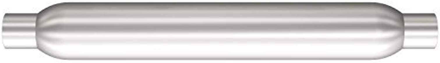 MagnaFlow 18135 Large Stainless Steel Glasspack Muffler by Magnaflow