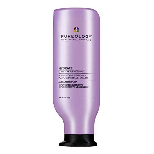 Pureology Hydrate Moisturizing Vegan Conditioner, 9 Fluid Ounces