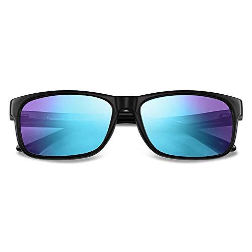 PILESTONE TP-025 (Typ B) farbenblinde gläser Color Blind Korrekturbrille für rote/grüne Farbenblindheit - mittelstarkes, starkes und schweres Deutan und mittelstarkes, starkes Protan