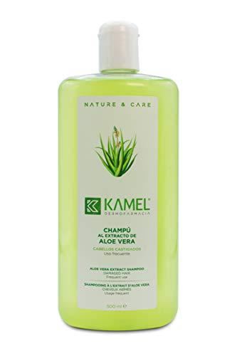 KAMEL - KAMEL Champú Extracto de Aloe Vera 500 ml