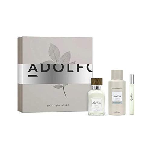 Adolfo Dominguez Agua Fresca A. D. Edt Vapo 120 ml Sets 120 ml