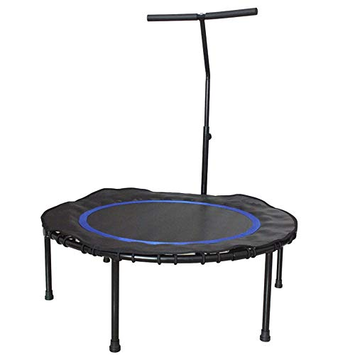 HWY-JJ Folding Trampoline Quiet And Safe Bounce Supports Up To 330 Pounds Four Folding Trampoline Trampoline Mini Trampoline Trampoline Adult Children Home Fitness Trampoline Indoor And Outdoor Trampo