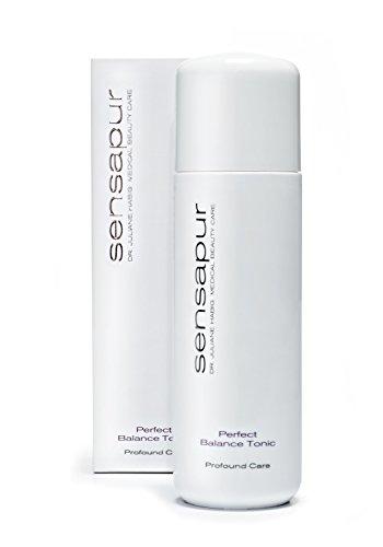 SENSAPUR Perfect Balance Tonic Teint und Poren verfeinerndes Feuchtigkeitstonic für Gesicht, Hals und Décolleté 200ml