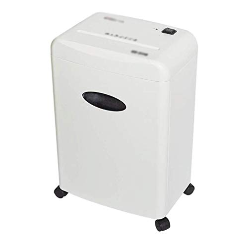 Best Price ZLDQBH Electric Office Shredder,10-Sheet High-Security Micro-Cut Paper, CD and Credit C...