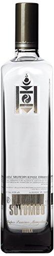 Soyombo Super Premium Vodka, 1er Pack (1 x 700 ml)