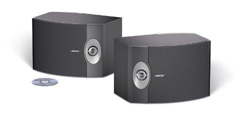 Bose ® Sistema de altavoces Direct/Reflecting ® 301 ® - negro
