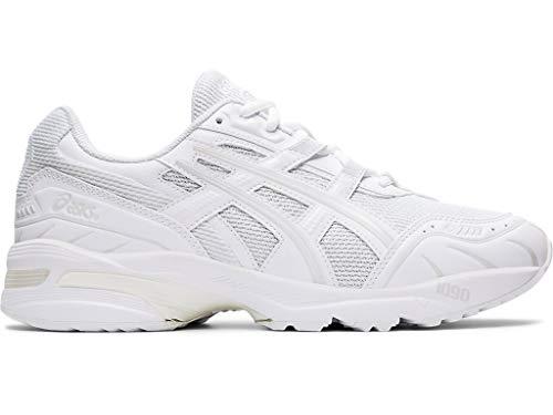 ASICS - Mens Gel-1090 Sneaker, Size: 8.5 D(M) US, Color: White/White