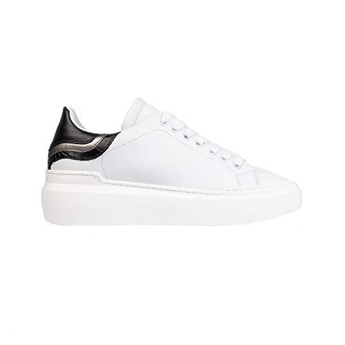 MELINE Non1601 - Zapatillas deportivas, Color blanco., 40 EU