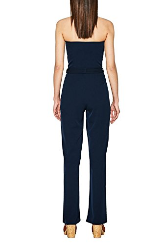 ESPRIT Collection Damen Jumpsuit, Blau - 2