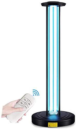 UV-Desinfektionslicht, Vogvigo Keimtötende Lampe Ozon sterilisatorlampe,99% Sterilisationsrate,Timing Desinfektion,Fernbedienung,für Zimmer, Schule, Restaurant, Krankenhaus (38W)