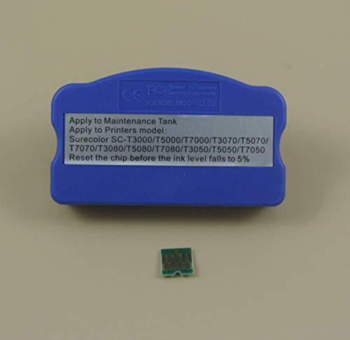100% Nuevo Nuevo reseteador de Chip de Tanque de Tinta de Mantenimiento T6193 para Epson SureColor T3000 T5000 T7000 T3200 T5200 T7200 T3270 T5270 T7270