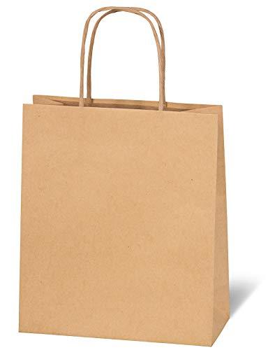 BSB Geschenktasche Geschenktüte Papiertüte Papiertasche aus braunem Kraftpapier (klein), 683010