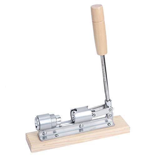 Nut Hand Cracker-Household Aluminum Alloy Hand Pressed Walnut Cracker-Heavy Duty Pecan Nut Cracker-for Kitchen Tools Accessories