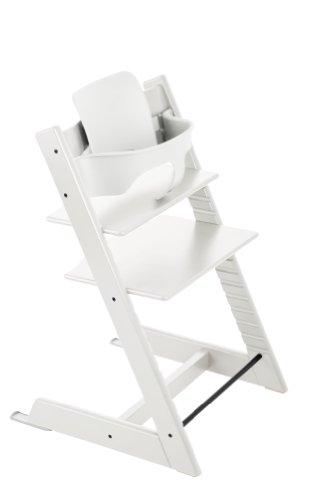 Stokke Tripp Trapp Baby Set, White by Stokke
