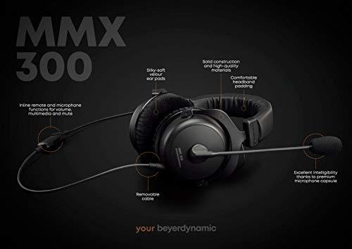 Beyerdynamic MMX 300 Premium (2nd Gen.)