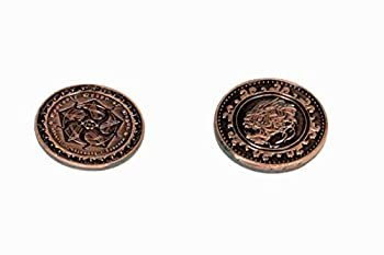 Fantasy Coins - Cthulhu Copper