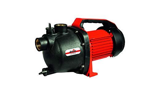 Grizzly Gartenpumpe GP 2832 K Tauchpumpe Pumpe mit 600 Watt Motor für eine Fördermenge von 2800l/h aus einer Förderhöhe von 32 m