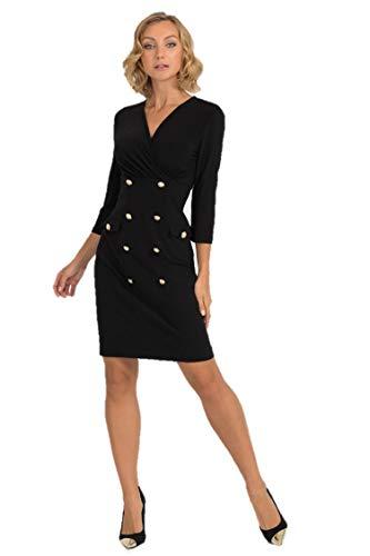 Joseph Ribkoff Black Dress Style - 193014 Fall 2019 Hot Styles (20)